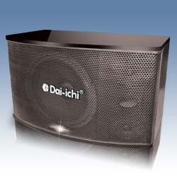 Dai Ichi Karaoke Speakers